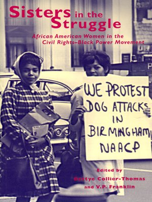 cover image of Sisters in the Struggle
