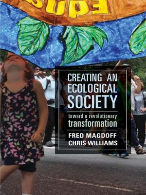 cover image of Creating an Ecological Society