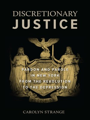 cover image of Discretionary Justice