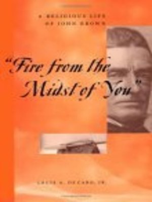 "cover image of ""Fire From the Midst of You"""
