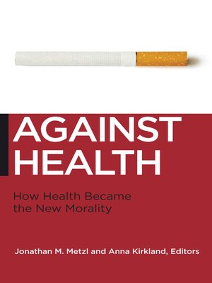 cover image of Against Health