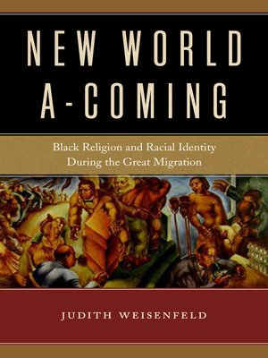 cover image of New World A-Coming