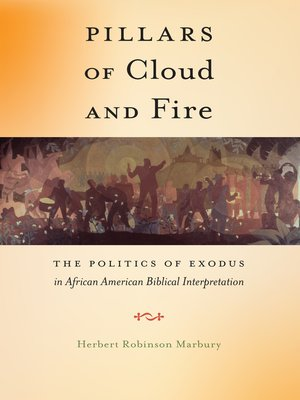 cover image of Pillars of Cloud and Fire