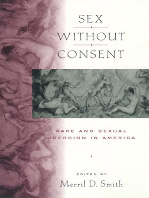 cover image of Sex without Consent