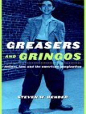 cover image of Greasers and Gringos