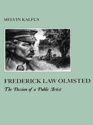 cover image of Frederick Law Olmstead