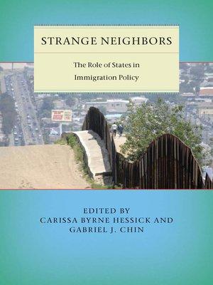 cover image of Strange Neighbors