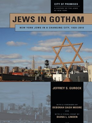 cover image of Jews in Gotham