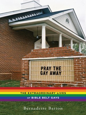 cover image of Pray the Gay Away