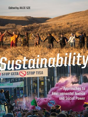 cover image of Sustainability