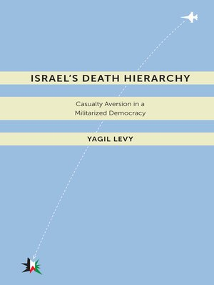 cover image of Israel's Death Hierarchy