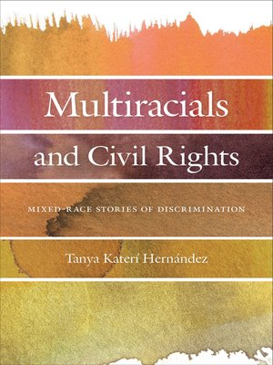 cover image of Multiracials and Civil Rights