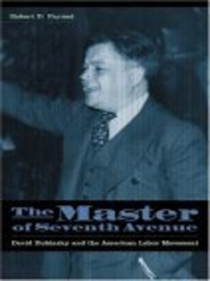 cover image of The Master of Seventh Avenue
