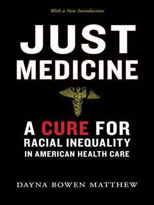 cover image of Just Medicine