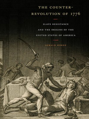 cover image of The Counter-Revolution of 1776