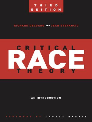 cover image of Critical Race Theory ()