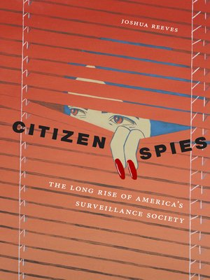 cover image of Citizen Spies