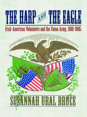 cover image of The Harp and the Eagle