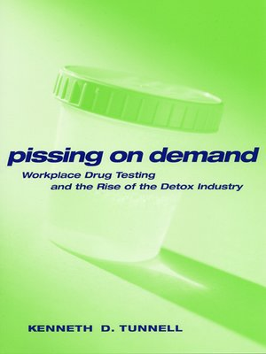 cover image of Pissing on Demand