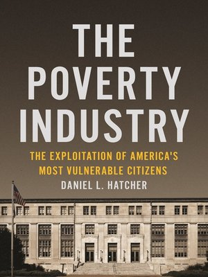 cover image of The Poverty Industry