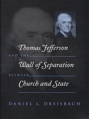 cover image of Thomas Jefferson and the Wall of Separation Between Church and State