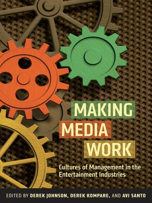 cover image of Making Media Work