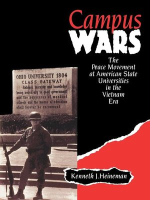 cover image of Campus Wars