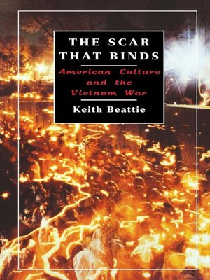 cover image of The Scar That Binds