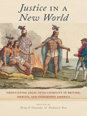 cover image of Justice in a New World