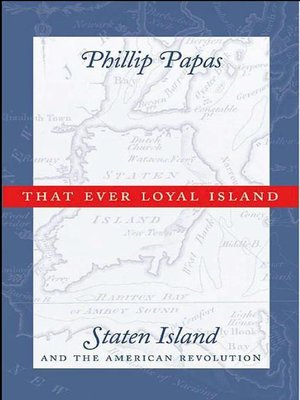 cover image of That Ever Loyal Island
