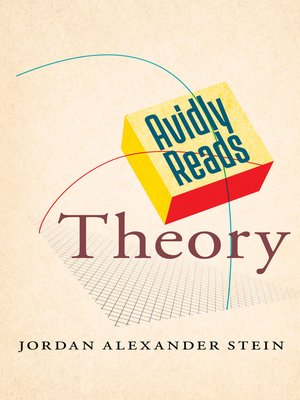 cover image of Avidly Reads Theory