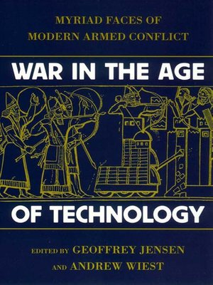 cover image of War in the Age of Technology