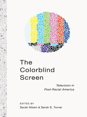 cover image of The Colorblind Screen