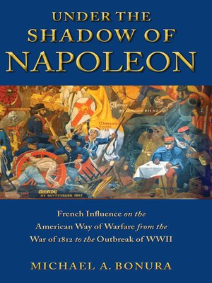 cover image of Under the Shadow of Napoleon