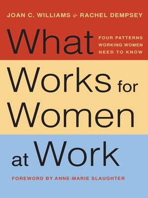 cover image of What Works for Women at Work