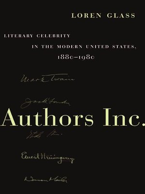 cover image of Authors Inc.