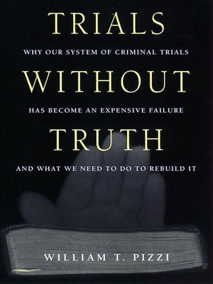 cover image of Trials Without Truth