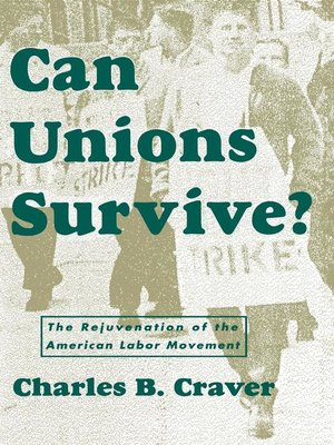 cover image of Can Unions Survive?