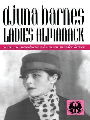 cover image of Ladies Almanack