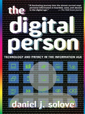 cover image of The Digital Person