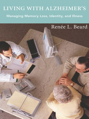 cover image of Living with Alzheimer's