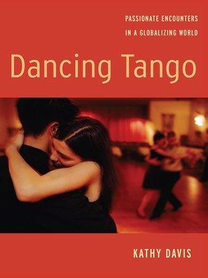 cover image of Dancing Tango