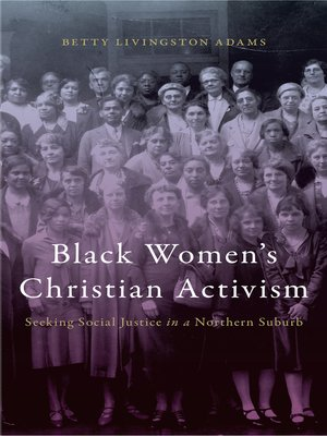 cover image of Black Women's Christian Activism