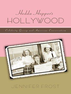 cover image of Hedda Hopper's Hollywood