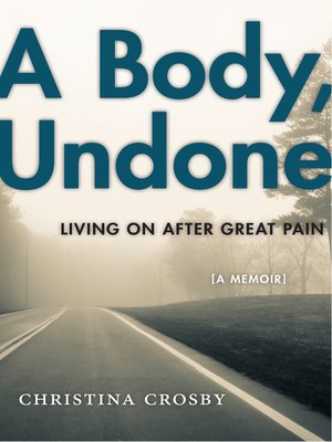 cover image of A Body, Undone