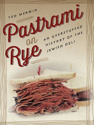 cover image of Pastrami on Rye