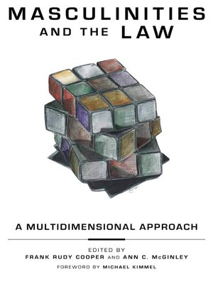 cover image of Masculinities and the Law
