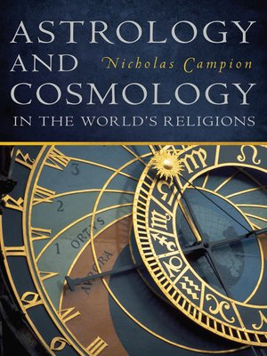 cover image of Astrology and Cosmology in the World's Religions