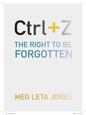 cover image of Ctrl + Z
