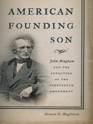 cover image of American Founding Son